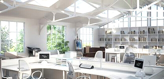 chauffage conomique et performant des grands volumes boogaerts. Black Bedroom Furniture Sets. Home Design Ideas