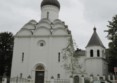 Église Orthodoxe Russe