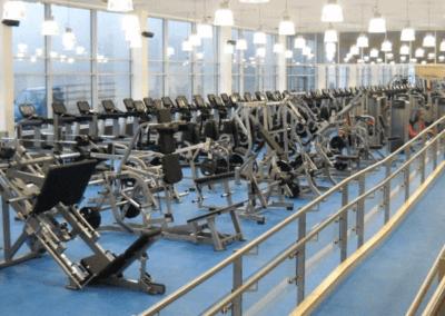 Salles de fitness